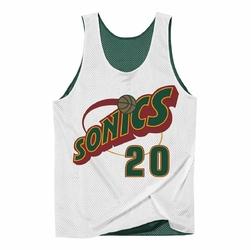 Koszulka Mitchell  Ness NBA Reversible Mesh Tank Seattle Supersonics Gary Payton - NNRMDA18007-SSUHGWH1GPA95 - Gary Payton