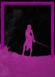 League of legends - fiora - plakat wymiar do wyboru: 50x70 cm