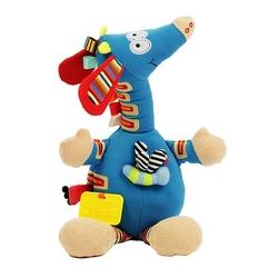 Zabawka sensoryczna muzyczna żyrafa, dolce