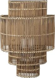 Lampion ścienny bambusowy nature