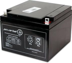 Akumulator powerbat agm 25ah - szybka dostawa lub możliwość odbioru w 39 miastach