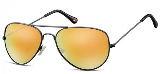 Pilotki okulary aviator montana lustrzanki ms96b