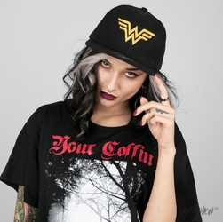 Czapka dc wonder woman snap back