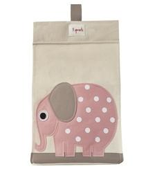 Przybornik na pieluszki 3 sprouts - słoń