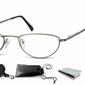 Okulary oprawki zerówki na korekcję wąskie szybkie sunoptic 783a
