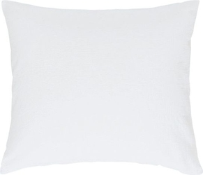 Poszewka na poduszkę kuva biała 60 x 70 cm