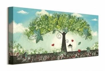 Family tree - obraz na płótnie