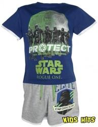 Komplet star wars protect niebieski 4 lata
