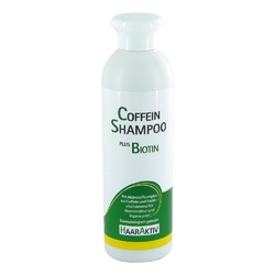 Avitale szampon kofeinowy z biotyną
