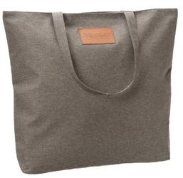 Torebka ekologiczna shopperka tekstylna a4 rovicky beżowa - beżowy