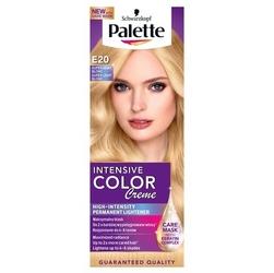 Palette intensive color creme, farba do włosów, e20 superjasny blond