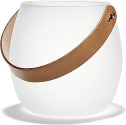 Wazon Design With Light biały 16 cm