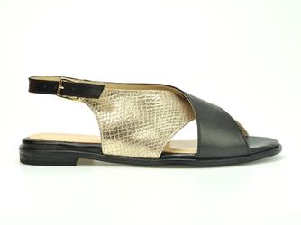 Sandały uncome 32402 baflo platino