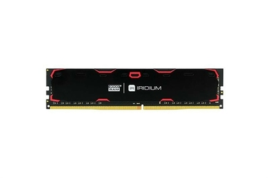 GOODRAM DDR4 IRIDIUM 4GB2400 17-17-17 5128 Czarna