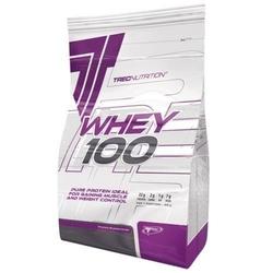 TREC Whey 100 - 900g - Dark Chocolate