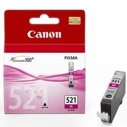 Tusz Oryginalny Canon CLI-521 M 2935B001 Purpurowy - DARMOWA DOSTAWA w 24h