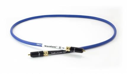 Tellurium Q Waveform II Blue Długość: 1,5 m