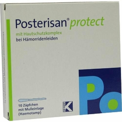 Posterisan protect Suppos. mit Mulleinlage