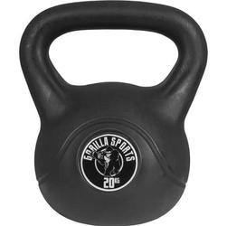 20 kg kettlebell ciężarek Gorilla Sports