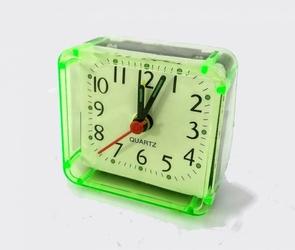 Zegar mały budzik z alarmem