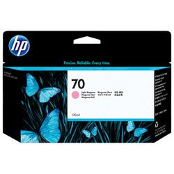 HP 70 wkład atramentowy jasny purpurowy 130 ml