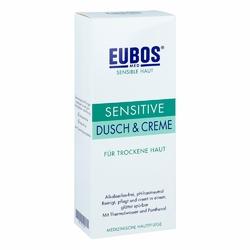 Eubos Sensitive żel pod prysznic