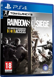 Gra PS4 TOM CLANCYS RAINBOW SIX SIEGE