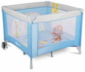 Lionelo Stella Niebieski Kojec dla dziecka