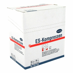 ES - Kompressen 10x10 cm