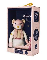 Kaloo Lwica Leana duża 46 cm w pudełku kolekcja Les Kalines