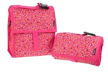 Składana lodówka termiczna PackIt Lunch Bag 4,4l - Poppies - Poppies