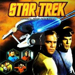 Star Trek - kalendarz 2013