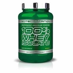 SCITEC 100 Whey Isolate - 2000g - Strawberry