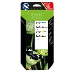 HP oryginalny ink C2N93AE, CMYK, blistr, HP 940XL, HP