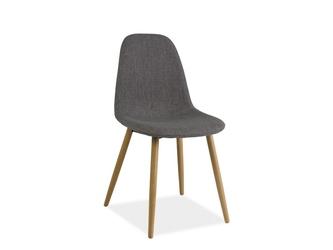 Krzesło Carpi szare