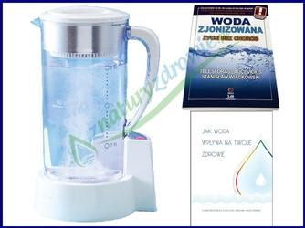 Generator aktywnego wodoru ELLAIM, jonizator wody