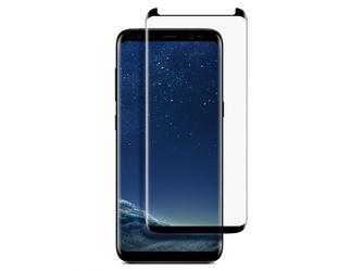 Mocolo TG+3D szkło na ekran case friendly Samsung Galaxy S8 czarne