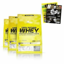 OLIMP 100 Natural Whey Concentrate 2100