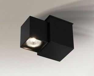 Shilo :: Reflektor BIZEN 210 GU10 - czarny - czarny
