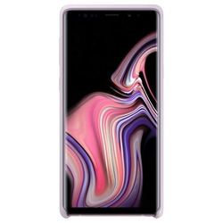 Samsung Etui Silicone Cover Note 9 lawendowe