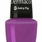 DERMACOL Nail Polish Mini Summer Collection - lakier do paznokci dla kobiet 5ml 07 Juicy Fig