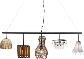 KARE Design :: Lampa wisząca Parecchi Art House 150 cm
