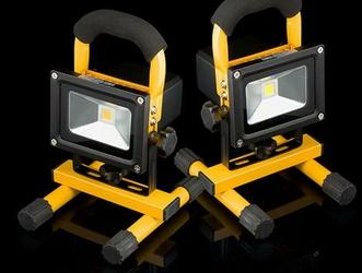 Naświetlacz Przenośny LED 5~10W