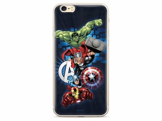 Etui z nadrukiem Marvel Avengers 001 Huawei P20 Lite