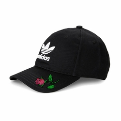 Czapka Adidas Orignals Trefoil Classic Custom Pink Rose - BK7277
