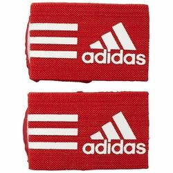 adidas Opaski na Kostki AZ9876 - Czerwony