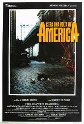 Dawno temu w Ameryce - plakat