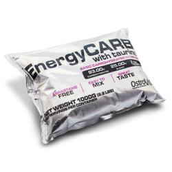 OSTROVIT EnergyCarb + Taurine - 1000g - Strawberry