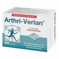 Arthri Verlan tabletki