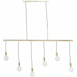 KARE Design :: Lampa Pole Brass